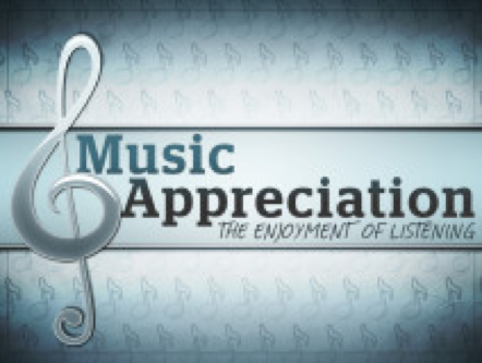 Music Appreciation: The Enjoyment of Listening