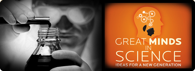Great Minds in Science: Ideas for a New Creation