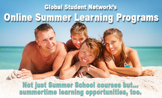 Online Summer Learning