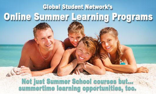 Online Summer Learning