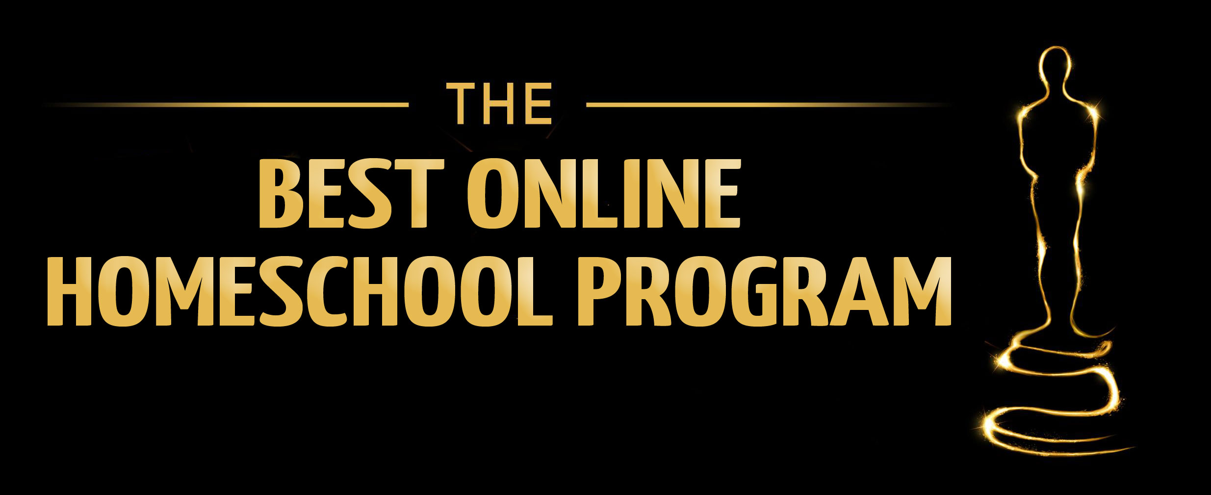 And the Award for Best Online Homeschool Program Goes to…