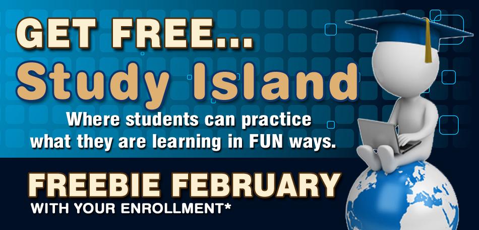 Study Island FREE Feb