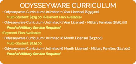 OdysseyWare-Pricing