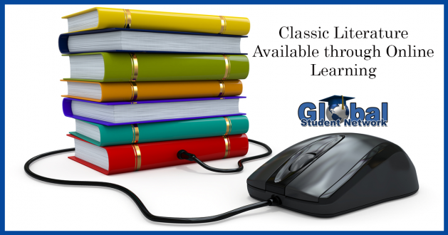 Classic Literature Available through Online Learning with Edmentum's Plato Program
