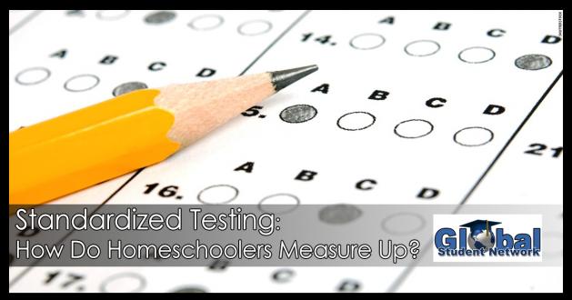 Standardized Testing: How Do Homeschoolers Measure Up?