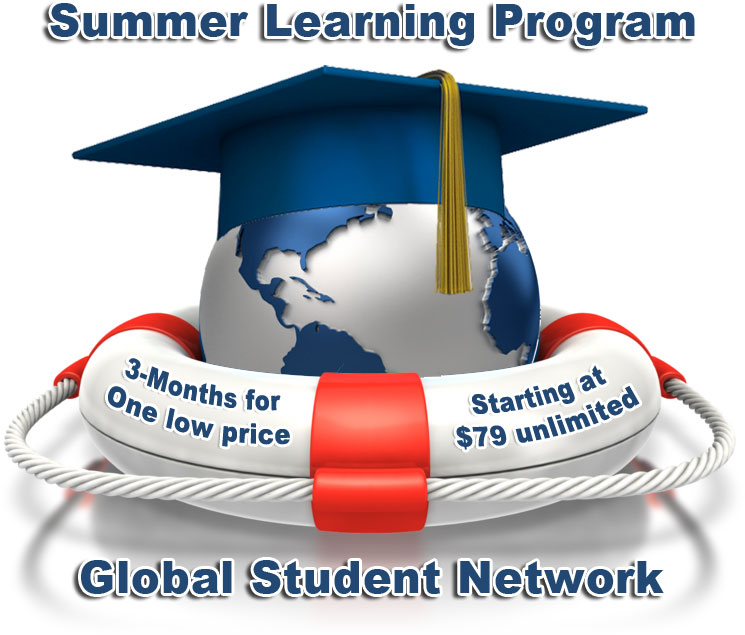 Benefits of Online Summer Learning