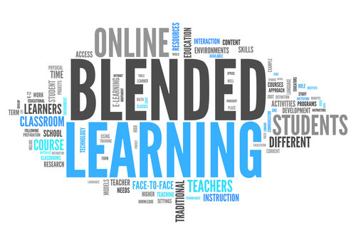 "BLENDED LEARNING AS ""DISRUPTIVE INNOVATION"""