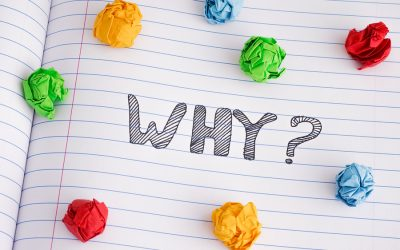 """The Power of """"why"""""""