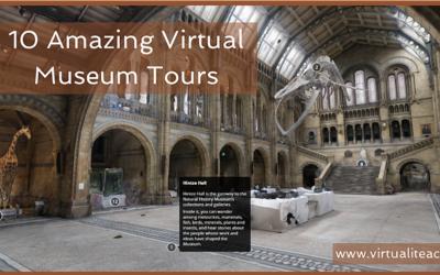 10 Virtual Museum Tours