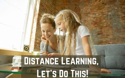 Distance Learning: Let's Do This!