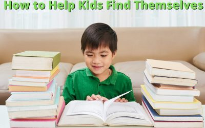 How to Help Kids Find Themselves