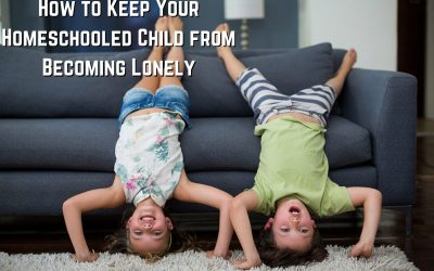 How to Keep Your Homeschooled Child from Becoming Lonely