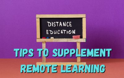 Tips to Supplement Remote Learning