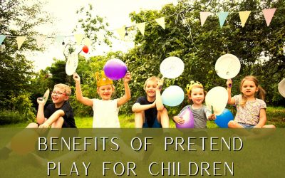 Benefits of Pretend Play for Children