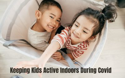 Keeping Kids Active Indoors During Covid
