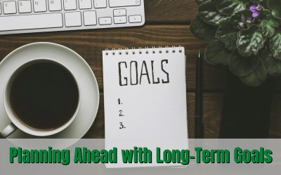 Planning Ahead with Long-Term Goals