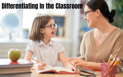 Differentiating In the Classroom