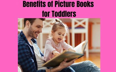 Benefits of Picture Books for Toddlers